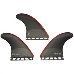 Futures JJF-2 Large Techflex Tri Fin Set