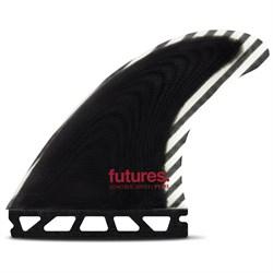 Futures Pyzel Medium Control Tri Fin Set