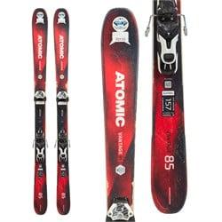 Atomic Vantage 85 Skis + Warden 11 Demo Bindings  - Used