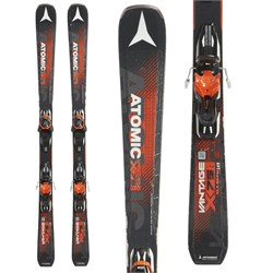 Atomic Vantage X 75 C Skis ​+ EZY 10 Demo Bindings  - Used
