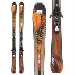 K2 iKonic 80 Skis + Atomic XTE 10 Demo Bindings  - Used