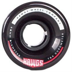 Hawgs Chubby 78a Longboard Wheels