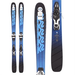 K2 Pinnacle 88 Skis ​+ Atomic Warden 11 Demo Bindings  - Used