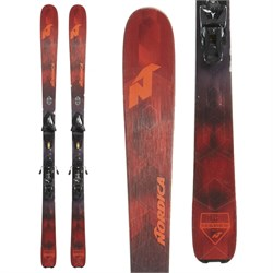 Nordica Navigator 80 Skis ​+ Atomic Warden 11 Demo Bindings  - Used