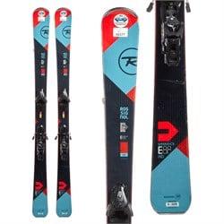 Rossignol Experience 88 HD Skis + Atomic Z12 Demo Bindings  - Used
