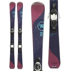 Rossignol Temptation 84 HD Skis ​+ Atomic Lithium 10 Demo Bindings - Women's  - Used