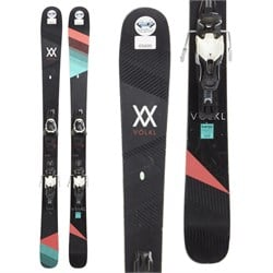 Volkl Kenja Skis ​+ Atomic Lithium 10 Demo Bindings - Women's  - Used