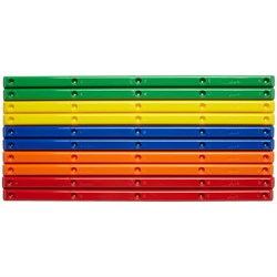 Enjoi Spectrum Rails 10pk Skateboard Rails