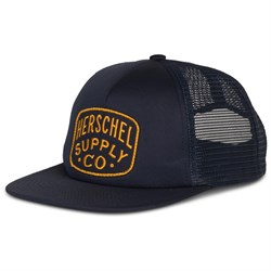 Herschel Supply Co. Whaler Mesh Patch Hat