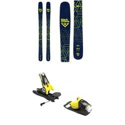 Black Crows Atris Skis  + Look SPX 12 Dual WTR Ski Bindings 2017