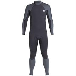 Billabong 3/2 Furnace Absolute Comp Back Zip Wetsuit