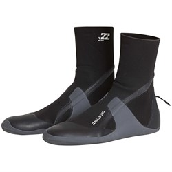 Billabong 3mm Furnace Absolute Round Toe Wetsuit Booties - Kids'