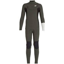 Billabong 4​/3 Furnace Revolution Chest Zip Wetsuit - Boys'
