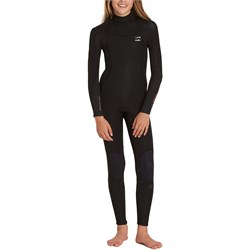 Billabong 4​/3 Furnace Synergy Back Zip Wetsuit - Girls'