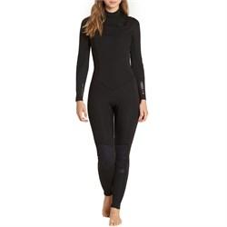 Billabong 4/3 Furnace Synergy Back Zip Wetsuit - Women's