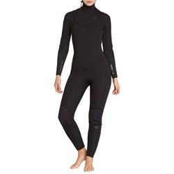Billabong 5/4 Furnace Synergy Chest Zip Hooded Wetsuit - Women's