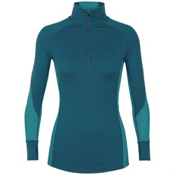 Icebreaker Zone 260 Midweight 1​/2 Baselayer Top - Women's