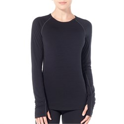 Icebreaker Zone 200 Midweight Baselayer Crew Top - Women's