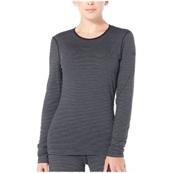 Icebreaker 200 Oasis Baselayer Crew Top - Women's