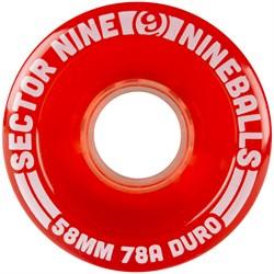 Sector 9 Nineballs 58mm Longboard Wheels