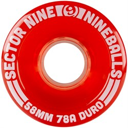 Sector 9 Nineballs 58mm Longboard Wheels