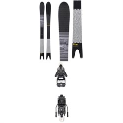 Line Skis Sakana Skis ​+ Atomic Shift MNC 13 Alpine Touring Ski Bindings 2019