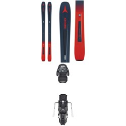 Atomic Vantage 97 C Skis ​+ Warden MNC 13 Bindings 2019