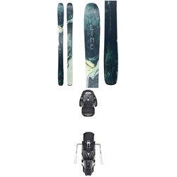 Line Skis Pandora 104 Skis - Women's ​+ Atomic Warden MNC 13 Bindings 2019
