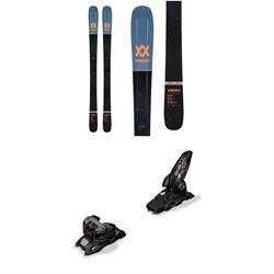 Volkl Secret Skis - Women's + Marker Griffon 13 ID Ski Bindings 2019