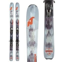 Nordica Navigator 85 Skis + Marker TP 11 Bindings  - Used