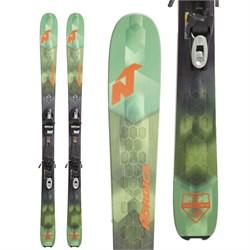 Nordica Navigator 90 Skis + Tyrolia SP 10 Bindings  - Used