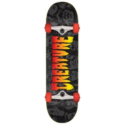 Creature Faces LG 8.0 Skateboard Complete