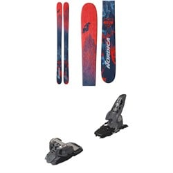 Nordica Enforcer 100 Skis ​+ Marker Griffon Ski Bindings