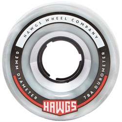 Hawgs Fatty 78a Longboard Wheels