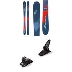 Nordica Enforcer 100 Skis ​+ Marker Griffon 13 ID Ski Bindings 2019