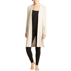 Beyond Yoga High Slits Long Duster - Women's