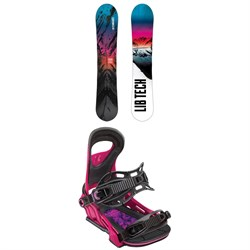 Lib Tech Cold Brew C2 Narrow Snowboard ​+ Bent Metal Upshot Snowboard Bindings 2019