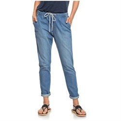 Roxy Beachy Denim Pants - Women's