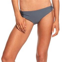 Roxy Softly Love 70's Lace-Up Full Bikini Bottoms - Women's