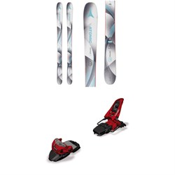 Atomic Vantage 85 W Skis - Women s + Marker Squire 11 Ski Bindings  588.95  Outlet   397.64 Sale 911b684ce8