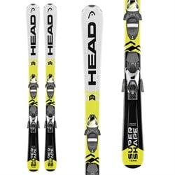 Head Supershape Team Skis + SLR 4.5 Bindings - Little Boys'