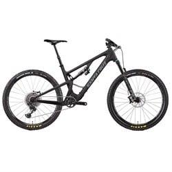 Santa Cruz Bicycles 5010 CC X01 Complete Mountain Bike 2019