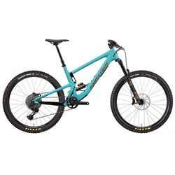 Santa Cruz Bicycles Bronson C S Complete Mountain Bike 2019