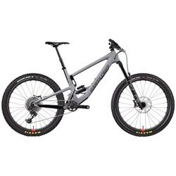 Santa Cruz Bicycles Bronson CC X01 Reserve Complete Mountain Bike
