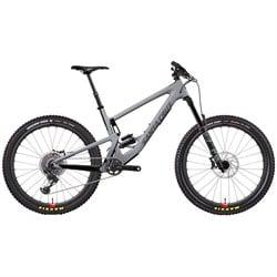 Santa Cruz Bicycles Bronson CC X01 Reserve Complete Mountain Bike 2019