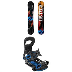 Lib Tech TRS HP C2X Snowboard ​+ Bent Metal Transfer Snowboard Bindings 2019