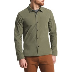 The North Face Dome Long Sleeve Button-Down Shirt
