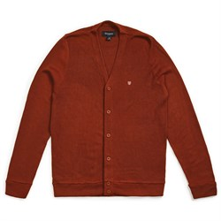 Brixton Miles Cardigan Sweater