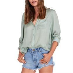 Amuse Society Cuba Libre Woven Shirt - Women's