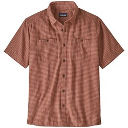 Patagonia Back Step Short-Sleeve Button-Down Shirt